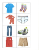 Life Skills- Clothing Picture Match (generalizing) file fo