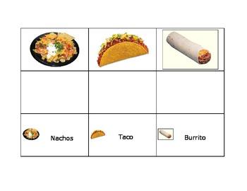 Life Skills: Fast Food Choices