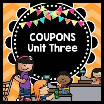 Life Skills Functional Reading and Math: Coupons and Groce