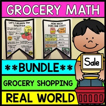 Life Skills Grocery Shopping: Figuring Out Sales Tax and C