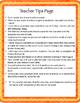 Life Skills Homework Packets Month 3