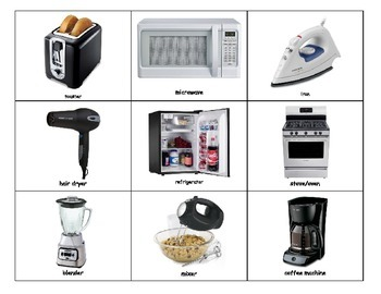 Special Education: Items that Use Electricity vs. Items th