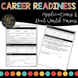 Life Skills, Job Applications, Medical Forms, Real World T