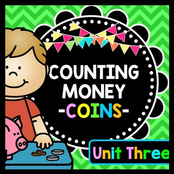 Life Skills Money and Math - Counting Money - Coins Editio