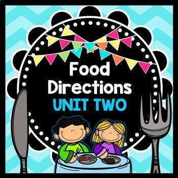 Life Skills Reading: Cooking and Food Prep Directions, Unit Two