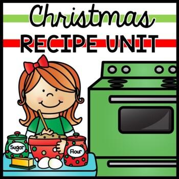 Life Skills Reading: Recipe Comprehension - Christmas / Ho
