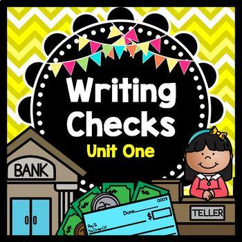 Life Skills Reading, Writing, and Math: How to Write Check