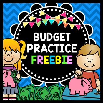 Life Skills Reading and Math: Budgets FREEBIE by Life Skills Creations