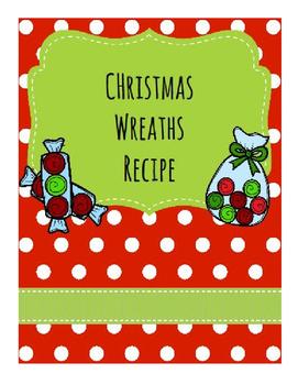 Life Skills Reading and Writing: Christmas + Holiday Recip
