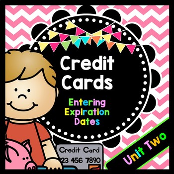 Life Skills Reading and Writing: Credit + Debit Cards - Unit 2