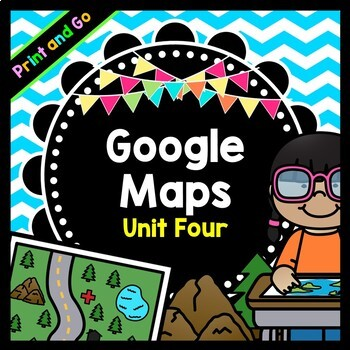 Life Skills Reading and Writing: Google Maps Finding Local