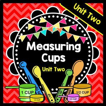 Life Skills Real World Math: Measuring Cups, Recipes, and