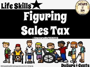 Life Skills - Sales Tax