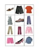 Special Education: Shoes, Shirts or Pants Sorting