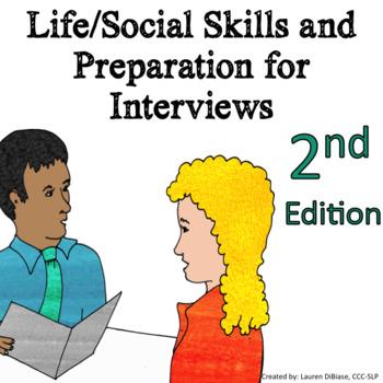 Life Skills/Social Skills for Interviews SECOND Edition