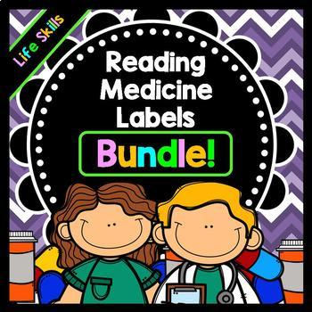 Life Skills Reading and Writing: Medicine Label Comprehens