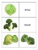 Life Skills: Vegetable Match