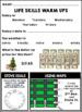 Life Skills Warm Ups: DECEMBER - Christmas, Special Educat