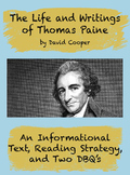 Life and Works of Thomas Paine: Text, Reading Strategy, an