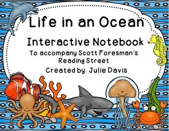 Life in an Ocean Interactive Notebook Journal
