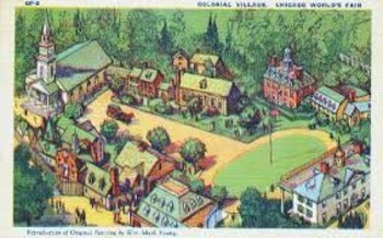 Life in the New England Colonies, A Play
