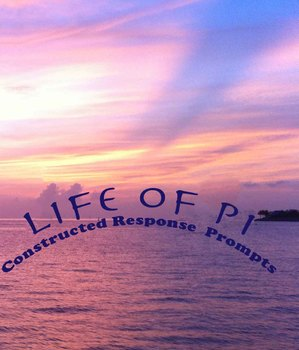 Life of Pi:  Constructed Response--motif of territory