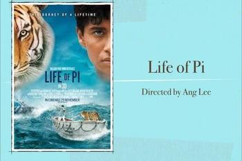 Life of Pi PBL film study