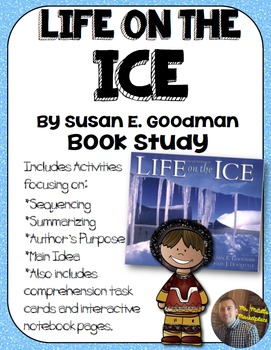 Life on the Ice Book Study:Organizers and Interactive Note