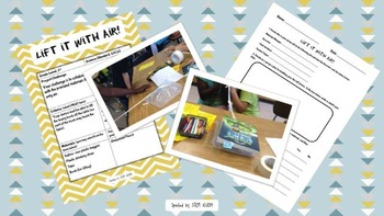 Lift It With Air- A STEM Project