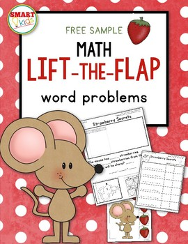 Lift-the-Flap Word Problems (Free Sample)