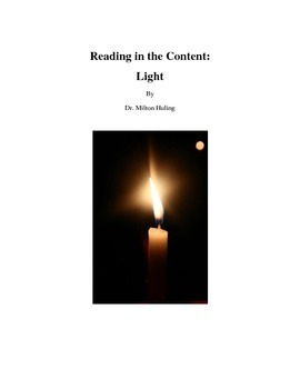 Light -  4 Informational Text Reading Passages