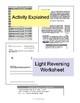 Light Bending Activity
