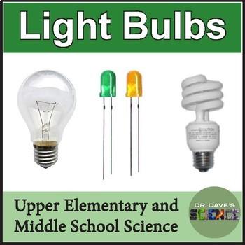 Light Bulb Science, Worksheets