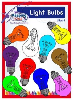 Light Bulbs Clipart