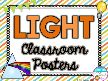 Light Classroom Posters