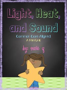 Light, Heat, and Sound Science Fun