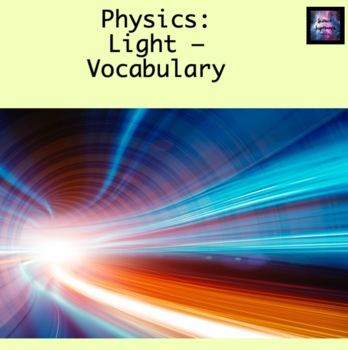 Light Vocabulary