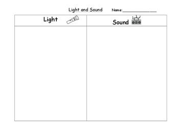 Light and Sound Sort