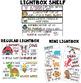 Lightbox Bundle: (Regular, Mini, and Lightbox Shelf) - 40