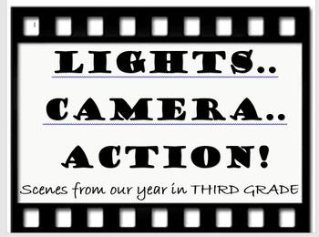 Lights Camera Action Timeline