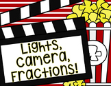 Fraction Centers [Lights, Camera, Fractions, &Time]