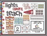 Lights, Camera, Teach! {Organization & Decor}