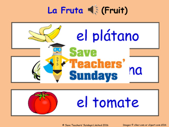 Likes & dislikes in Spanish Lesson plan, PowerPoint (with