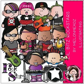 Lil Bitz Rock Stars by Melonheadz