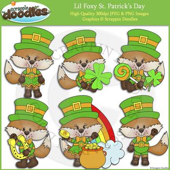 Lil Foxy St. Patrick's Day