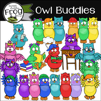 Owl Friends by (c) Shaunna Page 2015