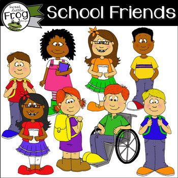 School Friends by (c) Shaunna Page 2015