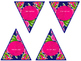 """Lilly Inspired """"Flamingo Road"""" Editable Banner"""
