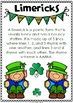 Limericks for St. Patrick's Day - Reading, Drawing, Colori