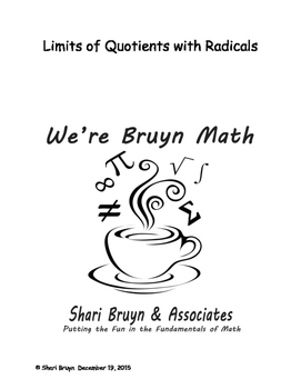 Limits - Quotients and Radicals